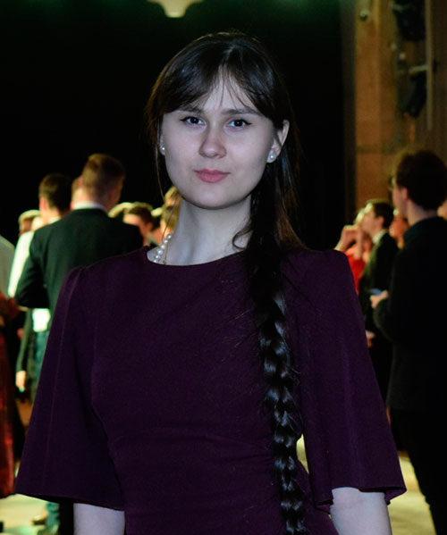 Moscow exhibition interpreter
