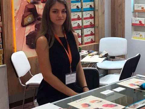 Exhibition Hostess Interpreter in Moscow