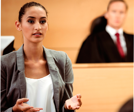 Court divorce interpreter