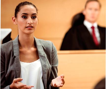 Court divorce interpreter