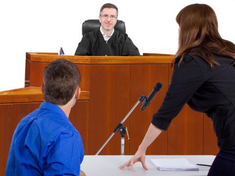 Moscow legal court interpreter