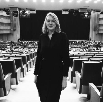 Moscow Interpreter Tatiana Mor