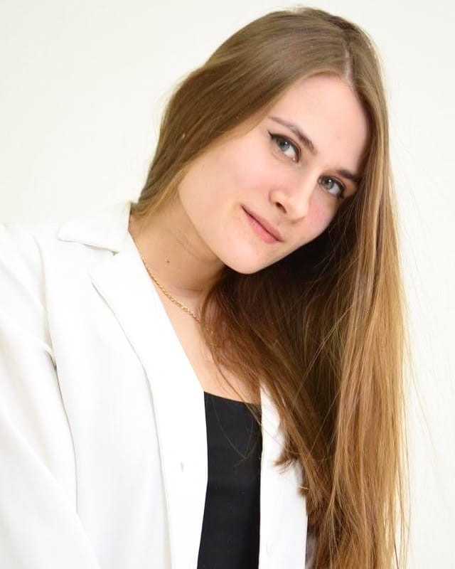 Moscow interpreter Yulia Bush