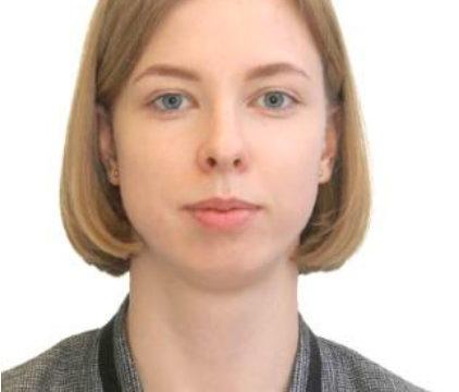 Moscow Interpreter Alexandra Bob.